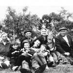 василь сидорук із сім'єю