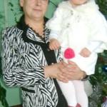 клименко з внучкою