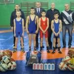 турнір з вільної боротьби